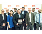 FRIB Project receives Award of Merit from Engineering News-Record Midwest