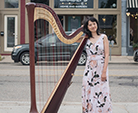 FRIB hosts harp recital on 14 September; free and open to public