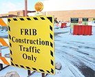 FRIB construction to begin in early spring