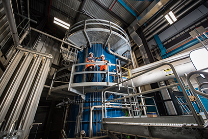 The FRIB cryogenic plant made its first liquid helium at 4.5 kelvin (K) on 16 November 2017.