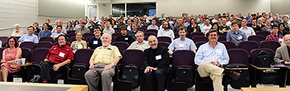 With more than 200 registered participants, the 2015 Low Energy Community Meeting (LECM) was held August 21-22 at MSU.
