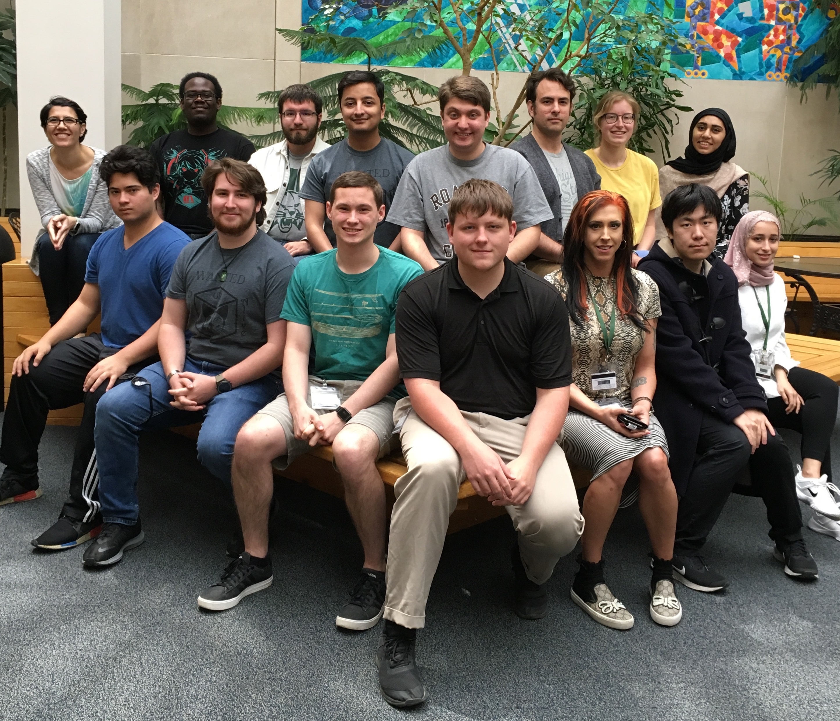 The National Superconducting Cyclotron Laboratory hosted the 2019 Nuclear Science Summer School (NS3) from 12-18 May. This is the fourth year for the annual educational event.